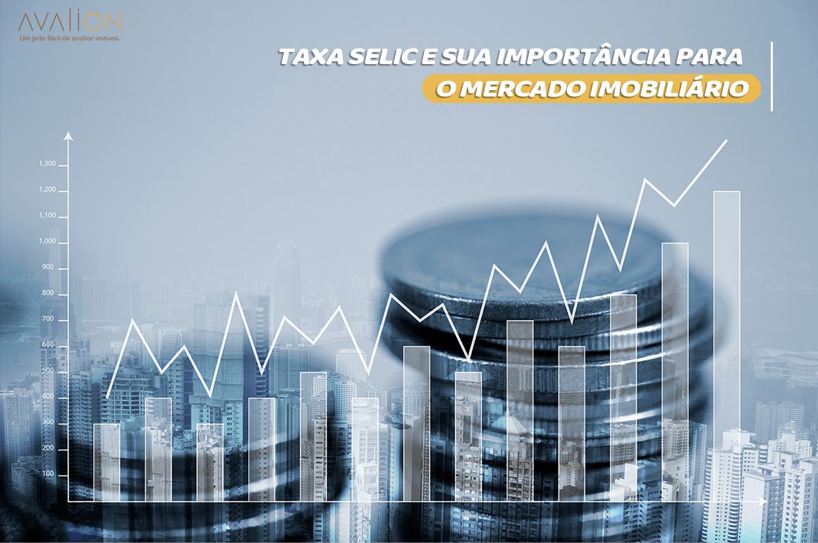 Taxa Selic e sua importância para o mercado imobiliário